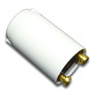 10 Stück Osram Starter ST111 4-65 Watt für Einzelschaltung