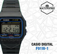 Casio Digital Watch F91W-1D F-91W-1