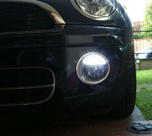 Details about 2x T10 LED 9 SIDELIGHTS CANBUS FREE ERROR WHITE MINI COOPER  R50 R52 R56 R57