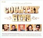 Country Hits [USM Media] [Box] by Various Artists (CD, Oct-2012, 3 Discs, USM Media)