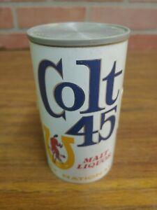 VINTAGE 1970's Colt 45 Beer Can AM Transistor Radio General Electric