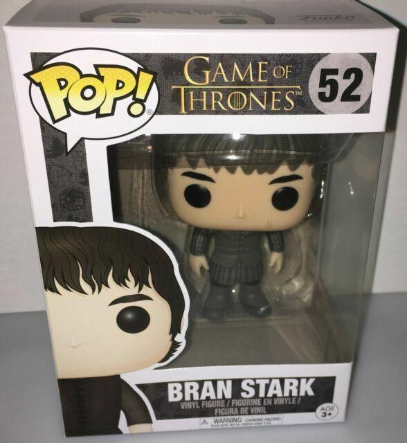 52 Funko POP VINILE GAME OF THRONES Bran Stark Figura da collezione N