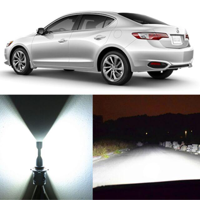 Alla Lighting Low Beam Headlight H11LL Super White LED