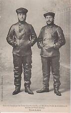 Lot de 6 cartes postales anciennes  : Tour de France des Frères Camills-Achills