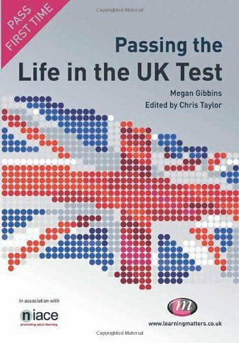 Passing the Life in the UK Test (Test Books Series),Megan Gibbins, Chris Taylor