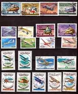 RUSIA-URSS-Tous-les-personajes-y-modelo-d-039-aviones-y-helicopteros-H264