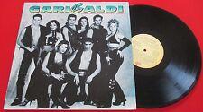 GARIBALDI *Gritos de Guerra...* RARE 1993 Spain LP Timbiriche PATRICIA MANTEROLA