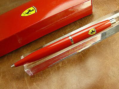 SHEAFFER -FERRARI  RED  VFM BALLPOINT    NEW/BOX/WARRANTY