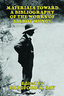 Materials Toward a Bibliography of the Works of Talbot Mundy by Wildside Press (Paperback / softback, 2005)