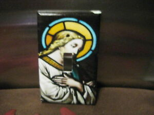 Jesus Christian Light Switch Wall Outlet Plate Cover 10 Ebay