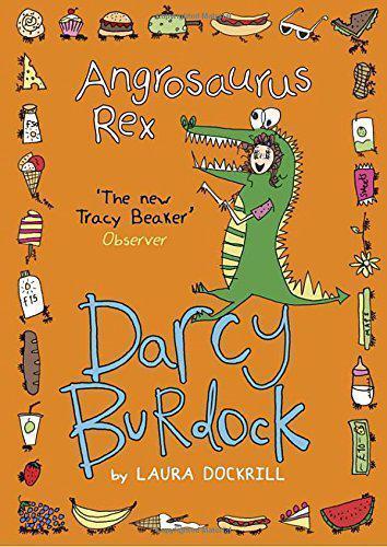 Darcy Bardane: Angrosaurus Rex ( Bardane 5) Par Dockrill, Laura, Neuf Livre , F