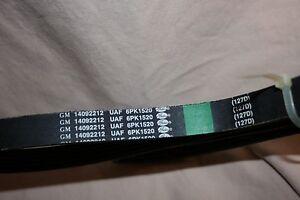 Gates K060598 Multi V-Groove Belt