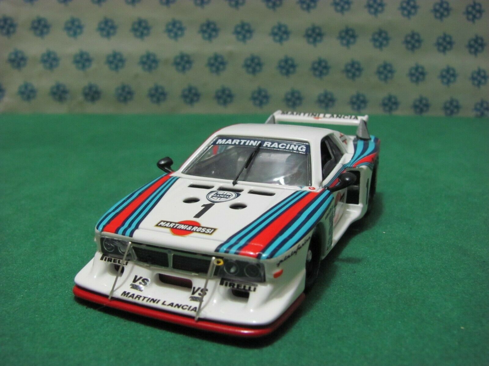 Lancia Beta Montecarlo 1500 coupe 6h. Watkins Glen 1981 - 1 43 Best Model