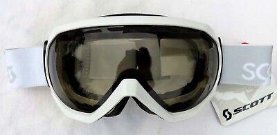 $120 Scott Mens Notice OTG Over The Glasses Black Grey Ski Goggles Illuminator