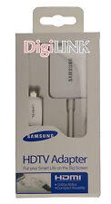SAMSUNG GALAXY Tab S, Tab 8.4, Tab 10.4, ET-H10FAUWEGWW MHL 2.0 HDTV Adapter