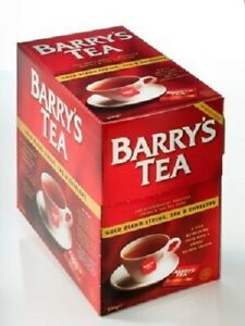 Barry's Tea GOLD BLEND String & Tag in Envelope 200s - SOLD BY DSDELTA IRE