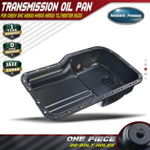 Engine Oil Pan for 99-04 GMC Chevy W3500 HD Isuzu NPR 4 8L Turbo