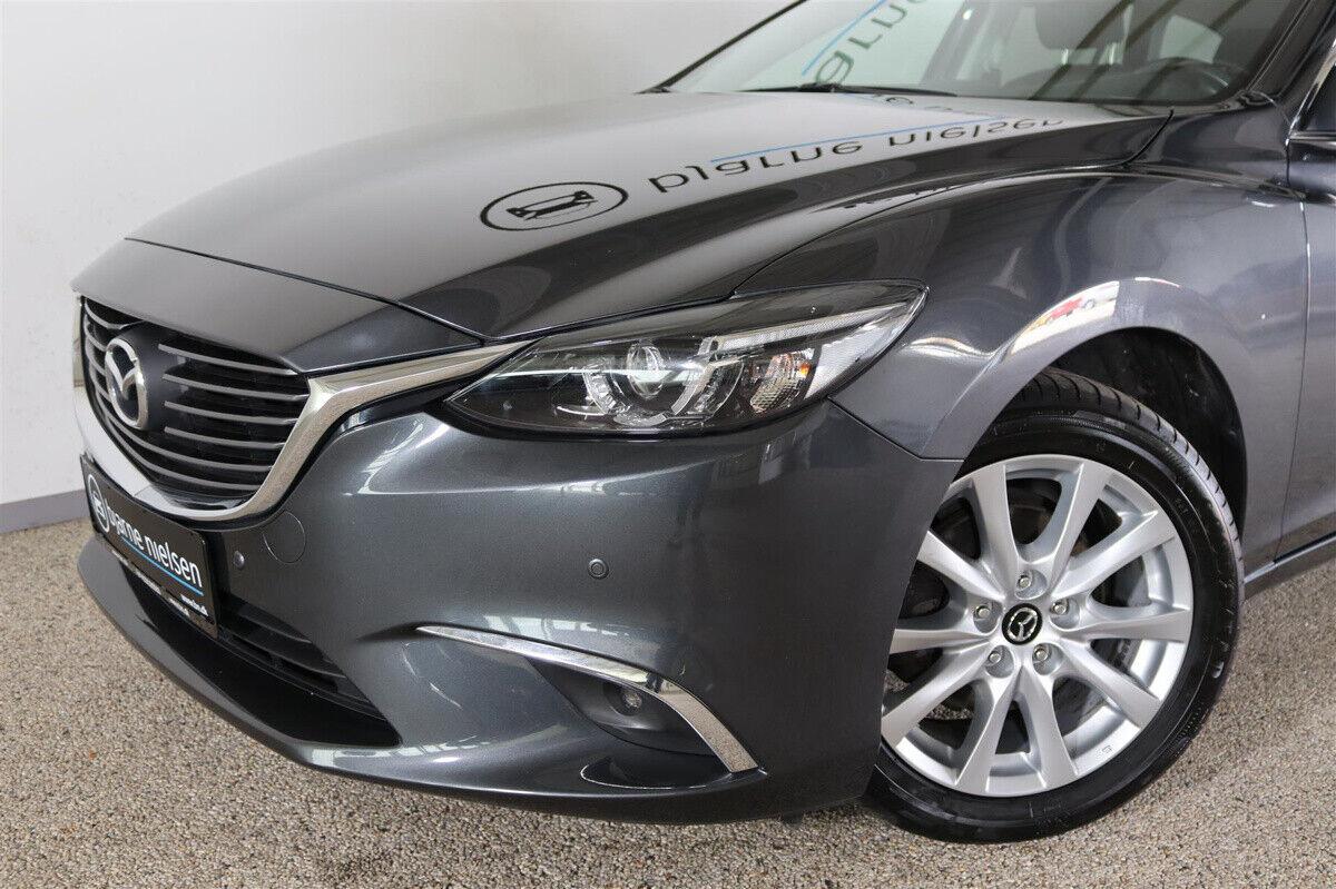 Mazda 6 2,0 SkyActiv-G 165 Vision stc. - billede 3