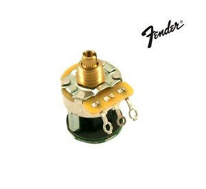 Fender-S-1-Switch-Potentiometer-Split-Shaft-250K-0-25B-Taper
