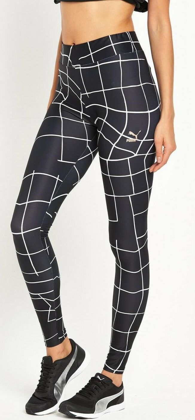 8033281310b ... New New New Sold out PUMA EVO GRID LEGGINGS Size S US