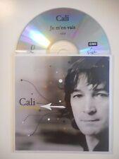 CALI : JE M'EN VAIS [ CD SINGLE PORT GRATUIT ]
