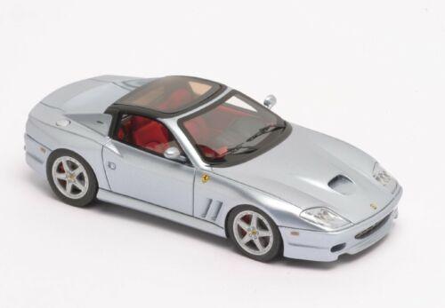 Ferrari 575 Superamerica Roof Closed  Metall-Bausatz  BBR  PJ358  1:43  NEU  OVP