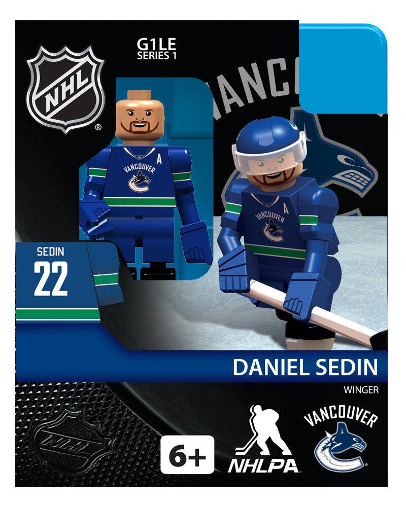 Fin Mascot Vancouver Canucks OYO Figure NHL HOCKEY Figure G1