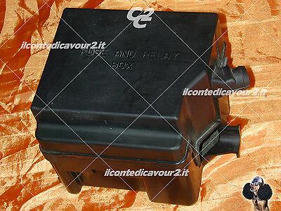 LANCIA THESIS - BOX FUSIBILI VANO MOTORE codici 60667831 - 46558749