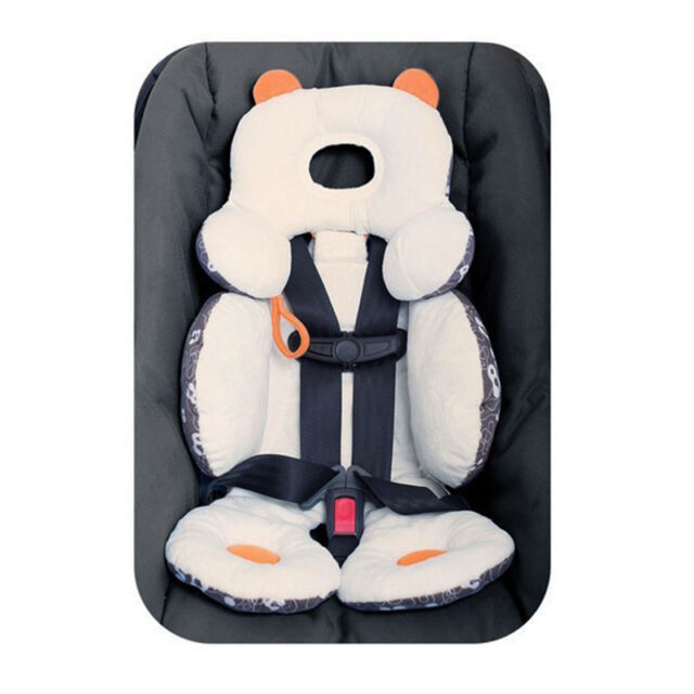 Total Head And Body Support Baby Infant Pram Stroller Car Seat Cushion New