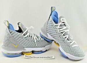 innovative design 160e7 1c1d2 Details about Nike Lebron XVI - CHOOSE SIZE - CK4765-001 James 16 MPLS  Minneapolis Lakers Grey