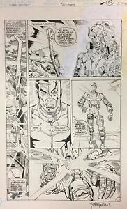 Teen-Titans-Spotlight-20-Original-Art-by-Mike-Collins-amp-Romeo-Tanghal