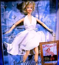Marilyn MONROE Barbie, il il fosso dei 7. anno, collector edition, NUOVO NRFB