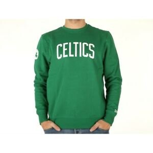 Apparel Nba Team Felpa Boston Crew Celtics Era New wqXt74