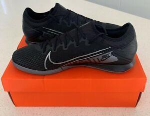 Enciclopedia fondo de pantalla fe  Futsal Indoor Football Soccer boots Nike Mercurial Vapor 13 Pro IC Black/Grey  | eBay