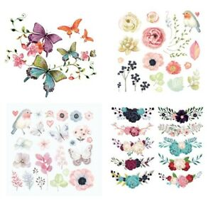 clothes patches heat transfer stickers diy printing iron on appliques HC