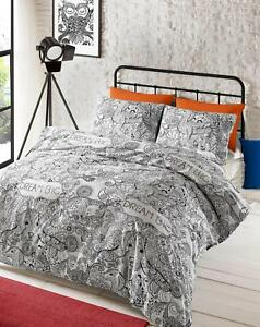 Doodle Dream Duvet Cover Sets by #Bedding ... 10% Off RRP + Free Shipping