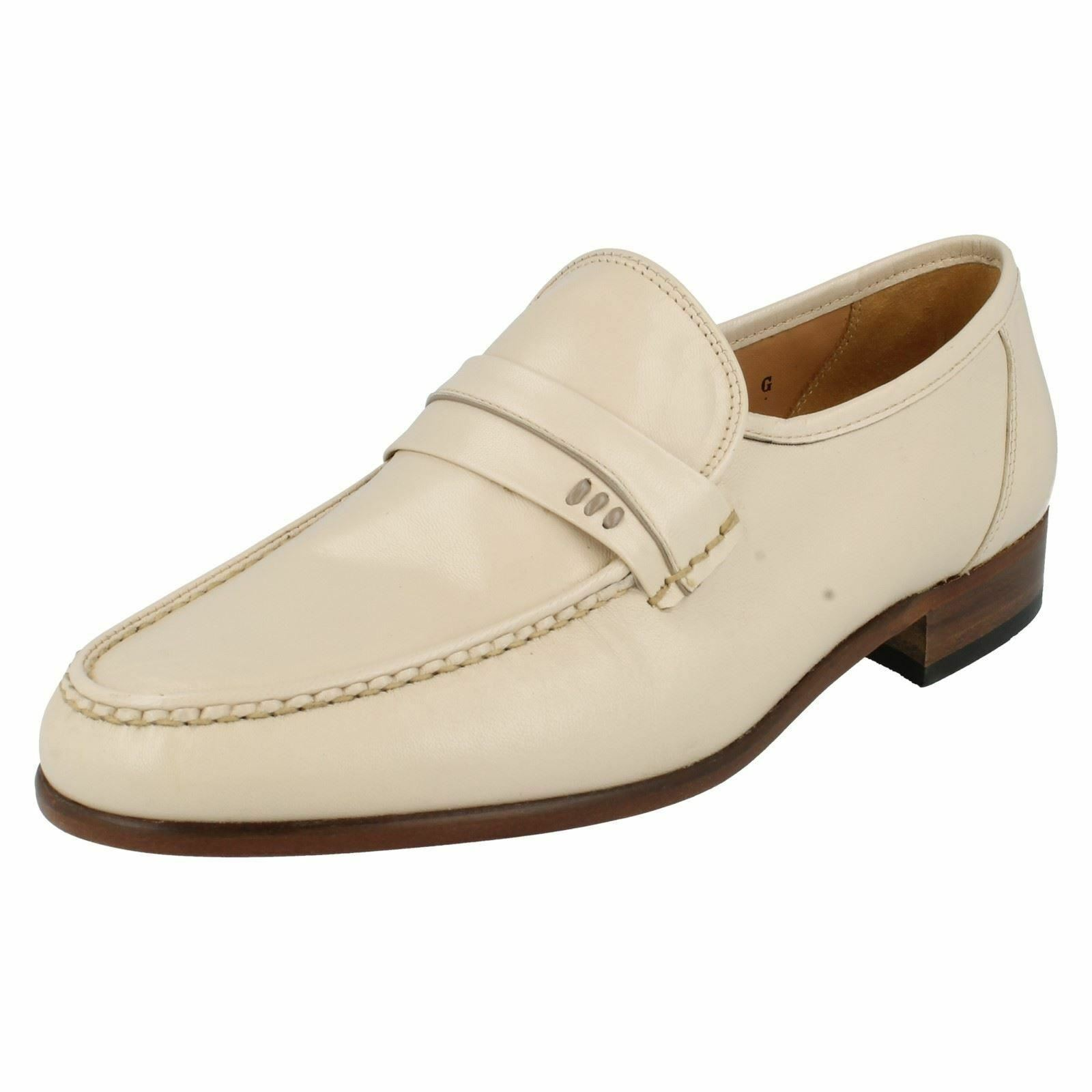 Herren Grenson Moccasin Slip On Schuhe Arizona