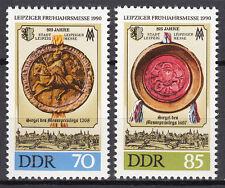 DDR 1990 Mi. Nr. 3316-3317 Postfrisch ** MNH