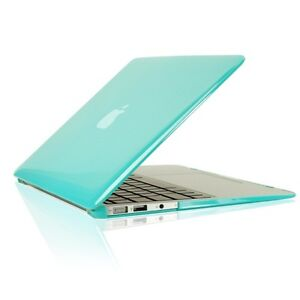 NEW-ARRIVALS-Crystal-Tifany-BLUE-Hard-Case-Cover-for-Macbook-Air-13-A1369