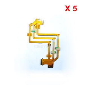 5-pieces-LCD-flex-cable-for-Sony-SR32E-SR33E-SR42E-SR52E-SR62E-Camera