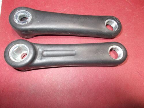 Left crank arm pin framework Wheelbase Steel 170 MM