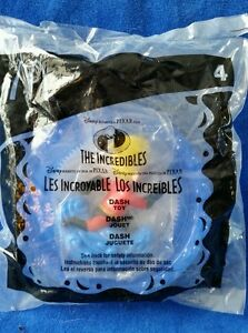 Details about 2004 McDonald's Happy Meal The Incredibles Dash #4
