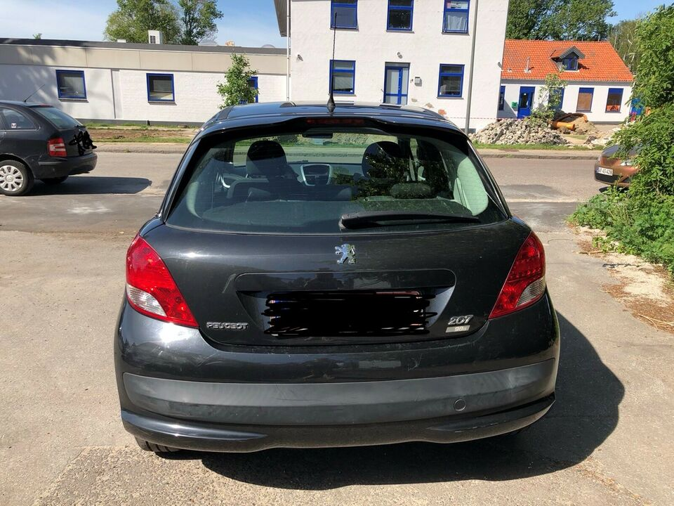 Peugeot 207, 1,6 HDi 92 Active, Diesel