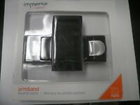 Griffin Immerse Apple Ipod Nano 7g Armband, Black Gb35884