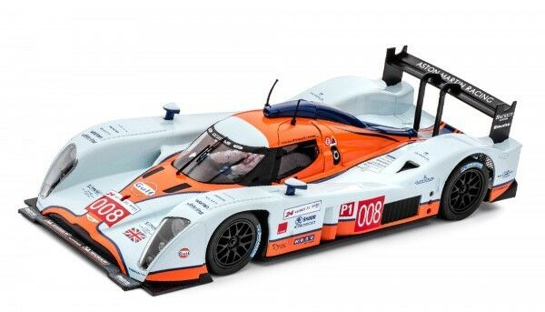 Aston Martin DBR1-2 Le Mans 2009 No. 008 1 32 FÜR CARRERA BAHN SLOTCAR RENNBAHN