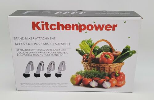 Stand Mixer Attachments for KitchenPower