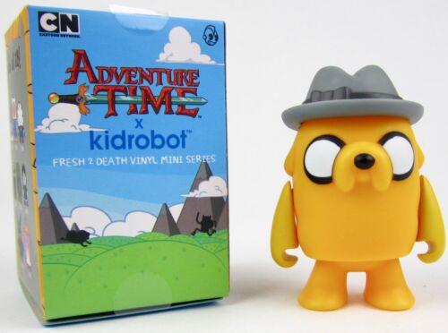 "Kidrobot Fresh 2 Death JOSHUA Adventure Time 3"" Vinyl Figure 2//24"