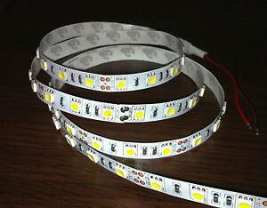 Rebajas-1m-Tira-LED-5050-SMD-Luz-Blanca-Fria-60-Led-12V