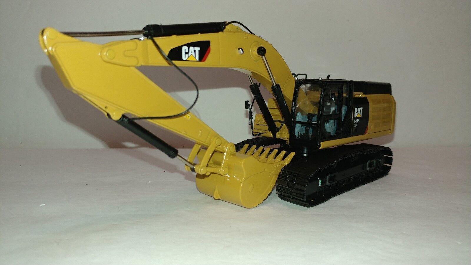 Diecast Master Caterpillar 349F L XE Hydraulic Excavator 1 50 new no box