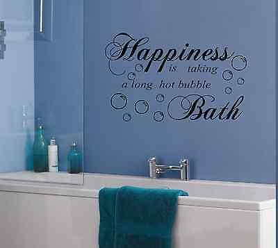 Bath Bathroom Decal Sticker Quot Wall